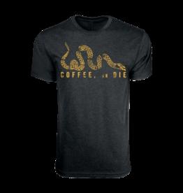 BLACK RIFLE COFFEE COFFEE, OR DIE T-SHIRT