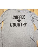 BLACK RIFLE COFFEE COFFEE COUNTRY LONG SLEEVE SHIRT