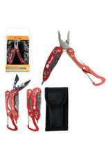 CIRCLE IMPORTS 8 FUNCTION CARABINER  MULTI TOOL