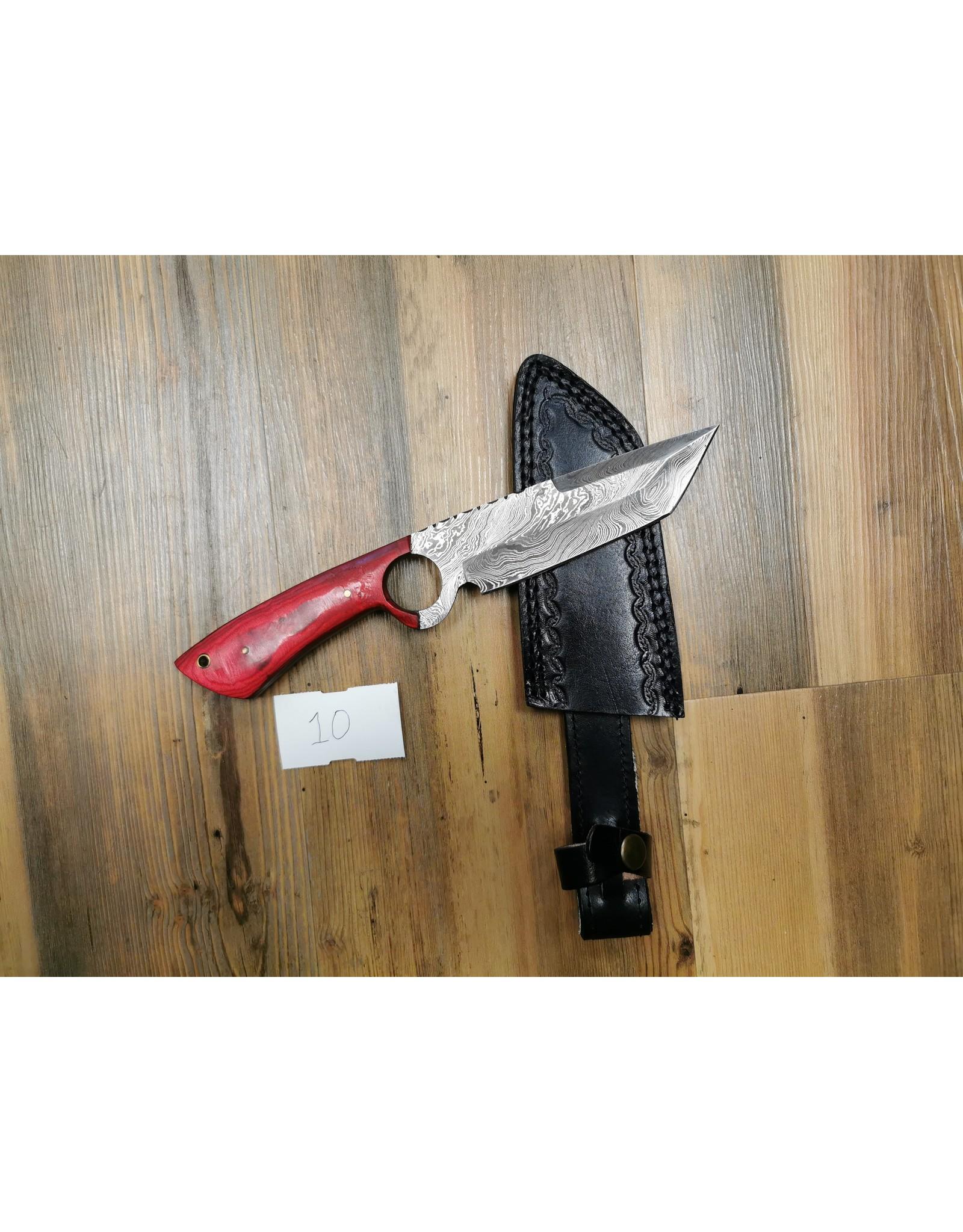 BAJWA ENTERPRISES DAMASCUS TANTO KNIFE #10