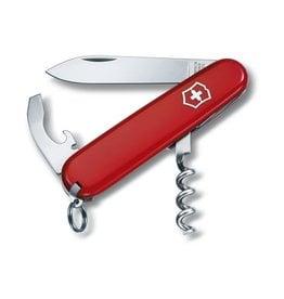 VICTORINOX SWISS ARMY WAITER RED KNIFE