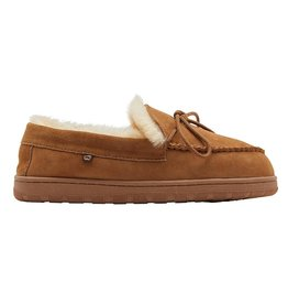LAMO (MEN'S) CHESTNUT MOCCASINS