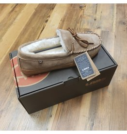 LAMO LADIES CHESTNUT MOCCASIN