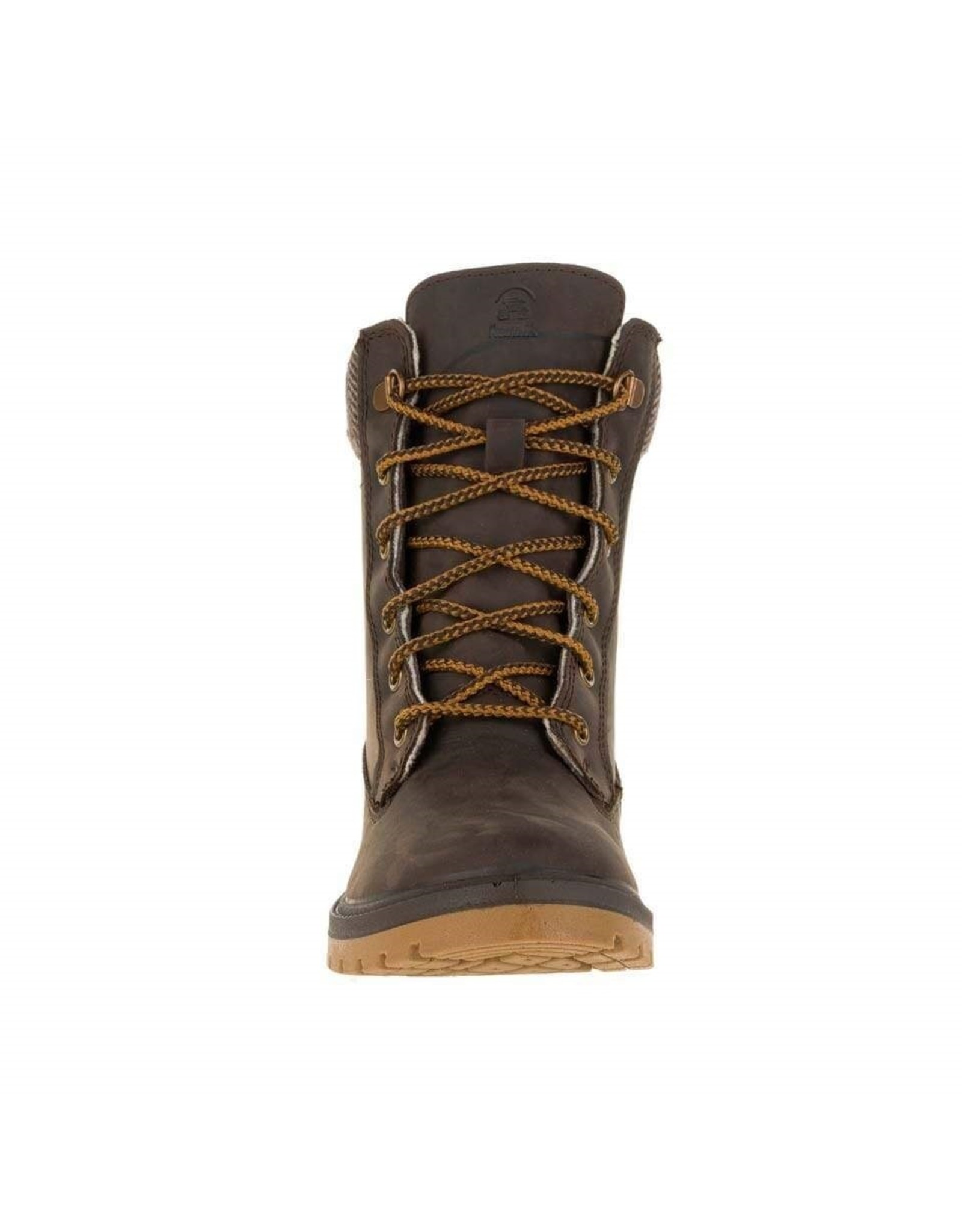 KAMIK ROGUE BOOTS LADIES -30 BROWN LEATHER