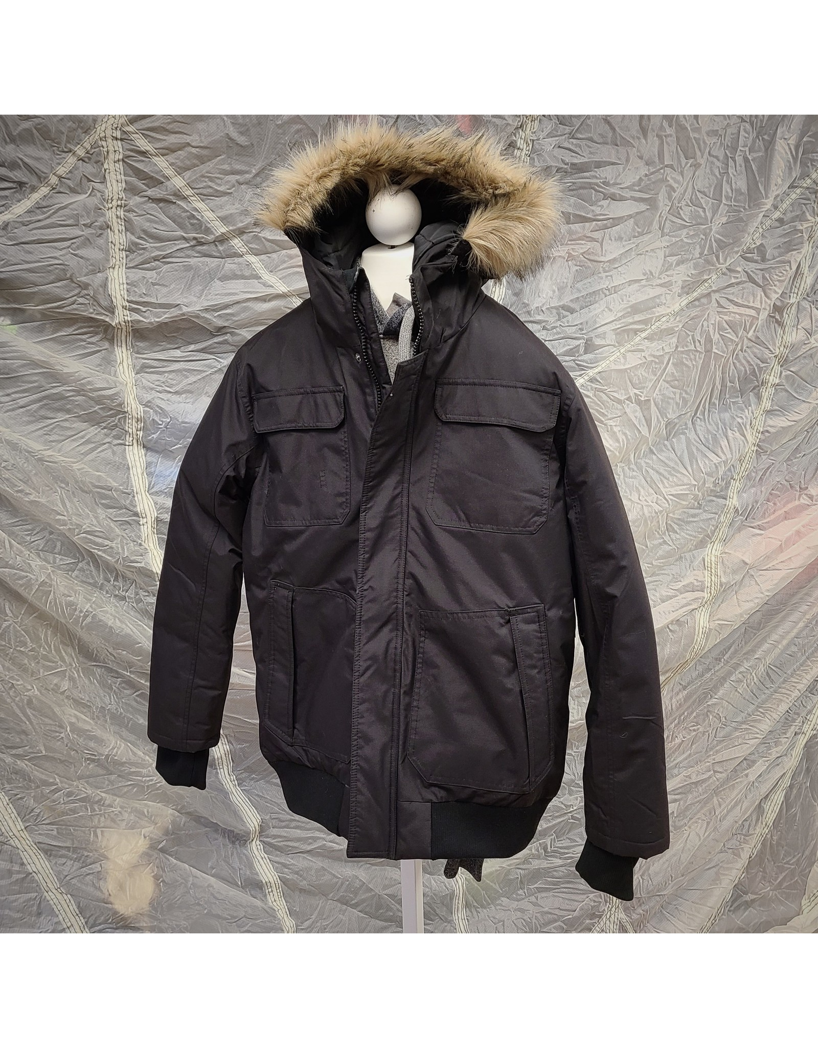WORLD FAMOUS SPORTS WAYLAND INSULATED COMBER JACKET (MEN'S)
