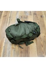 STURM MILSPEC BRITISH OD COMPRESSION BAG-USED