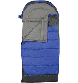 WORLD FAMOUS SALES HEAT ZONE -25C RECTANGULAR SLEEPING BAG