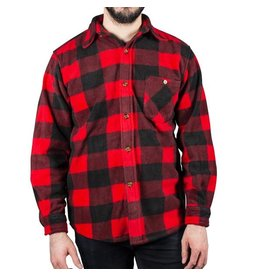 WORLD FAMOUS SALES DOESKIN STYLE FLEECE SHIRT