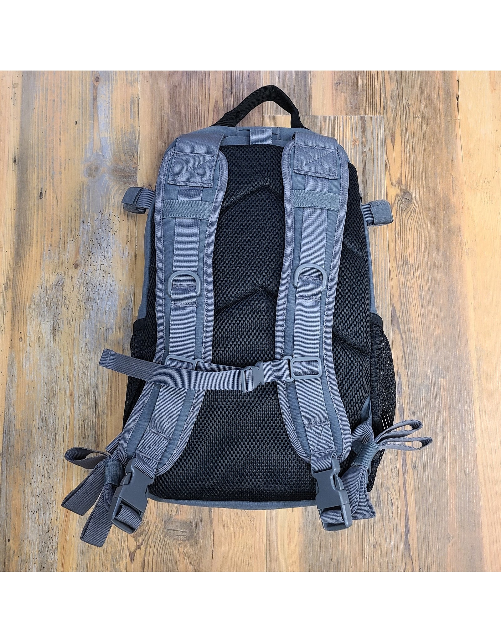 MAXTACS HYBRID RECON PACK -GRY/BLK