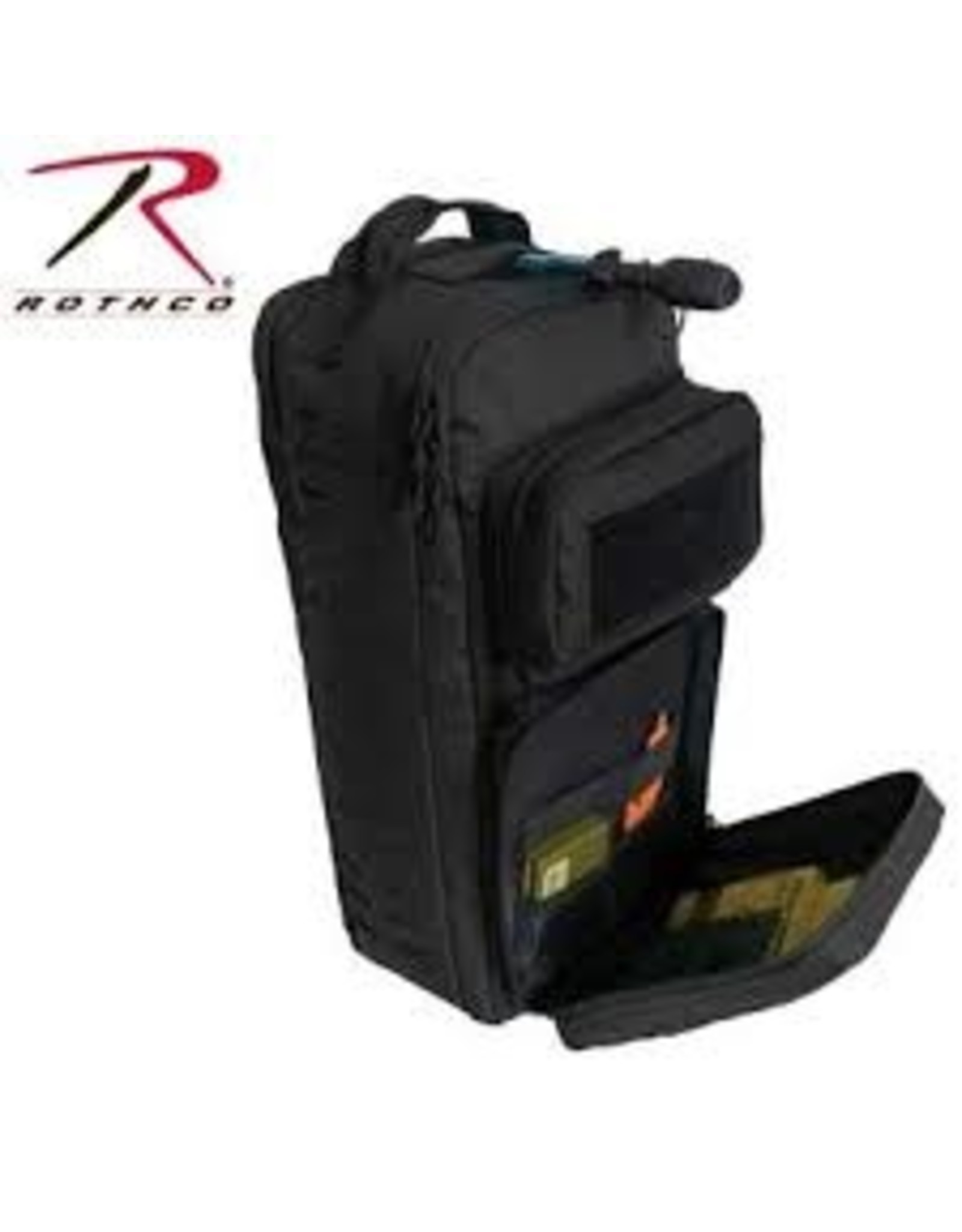 ROTHCO Rothco Tactical Single Sling Pack With Laser Cut MOLLE