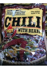 SWISS LINK CHILI WITH BEANS (HOT)