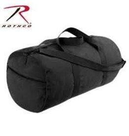 ROTHCO ROTHCO CANVAS SHOULDER BAG - 24'' BLK