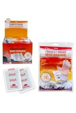 CIRCLE IMPORTS 12 HOUR HAND WARMERS