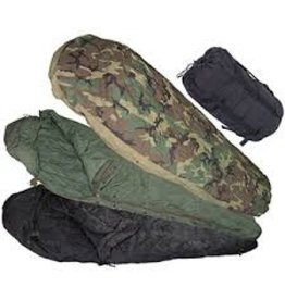 U.S. SURPLUS U.S. MILITARY  MODULAR 4PC SLEEP BAG SYSTEM