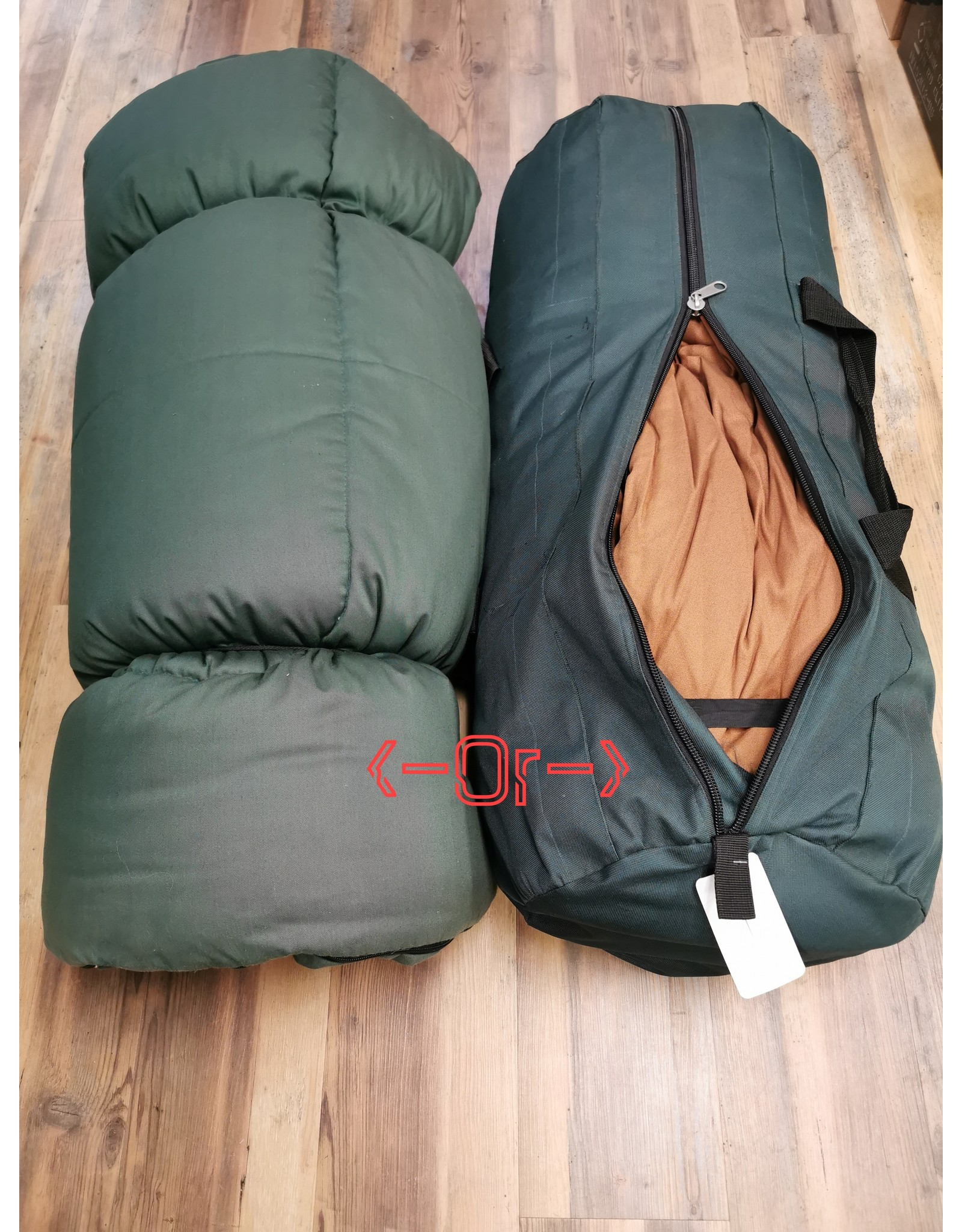 SAS CABIN / HUNTING CAMP SLEEPING BAGS