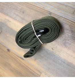CANADIAN SURPLUS CANADIAN A7A OLIVE WEB STRAPS 8' LENGTH