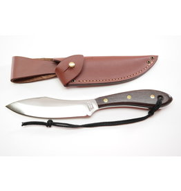 GROHMANN KNIVES #R4S SURVIVAL KNIFE LARGE OVERLAP SHEATH