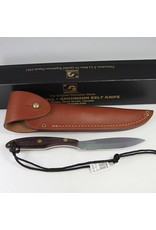 GROHMANN KNIVES BIRD AND TROUT W/ARMY SHEATH