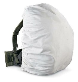 SURPLUS FORCES BACKPACK COVER-WHITE