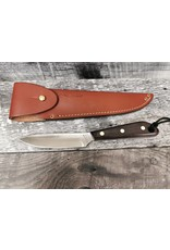 GROHMANN KNIVES #3 FORCES KNIFE CARBON STEEL OVERLAP SHEATH