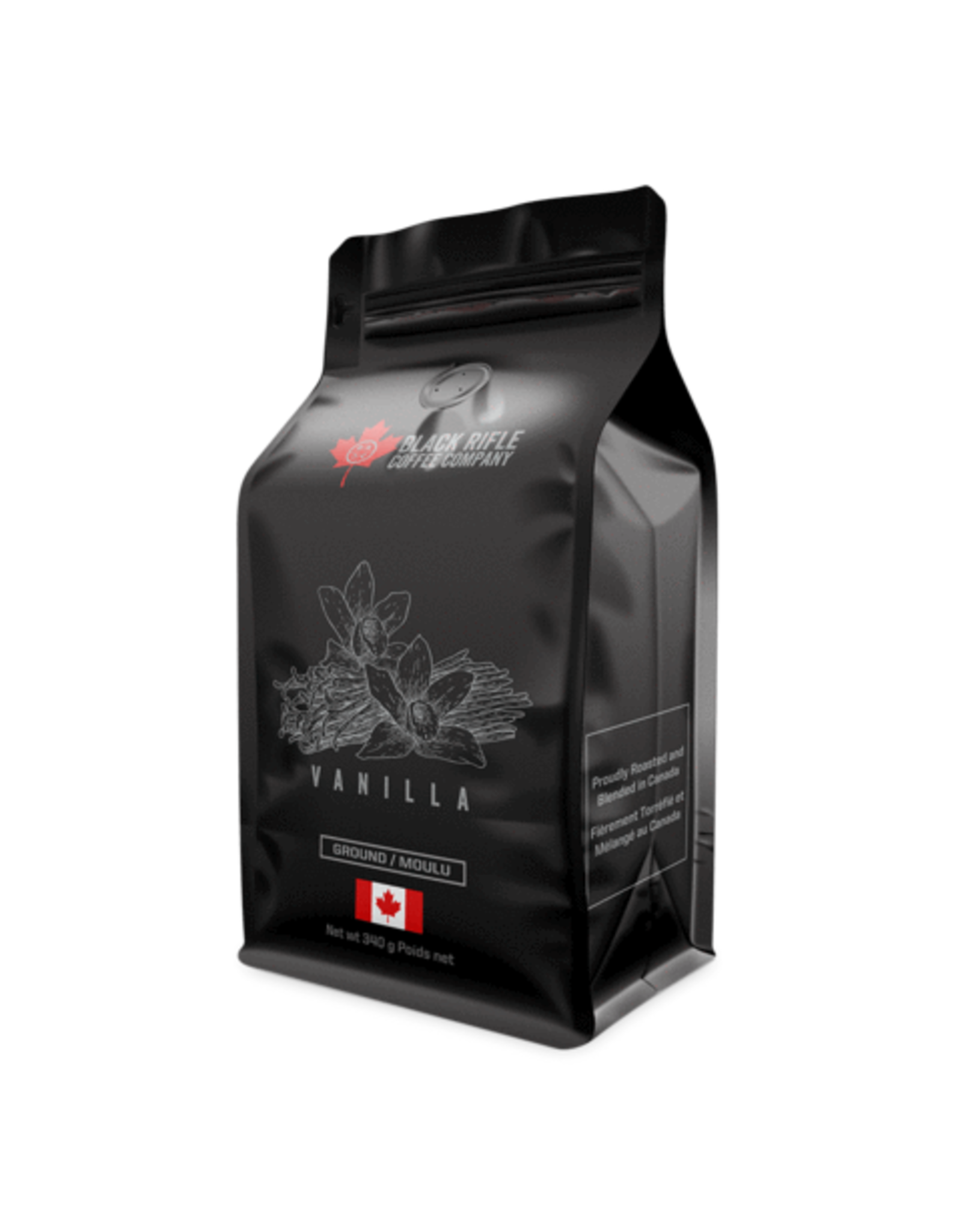 BLACK RIFLE COFFEE BLACK RIFLE COFFEE CO. FLAVOURED COFFEE