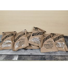 NORTH SYLVA MRE (MEALS READY TO EAT) INDIVIDUAL MEAL