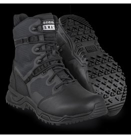 "ORIGINAL S.W.A.T. ALPHA FURY 8"" SZ WP POLISH TOP BOOTS"