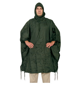 FOX TACTICAL GEAR RIP-STOP PONCHO