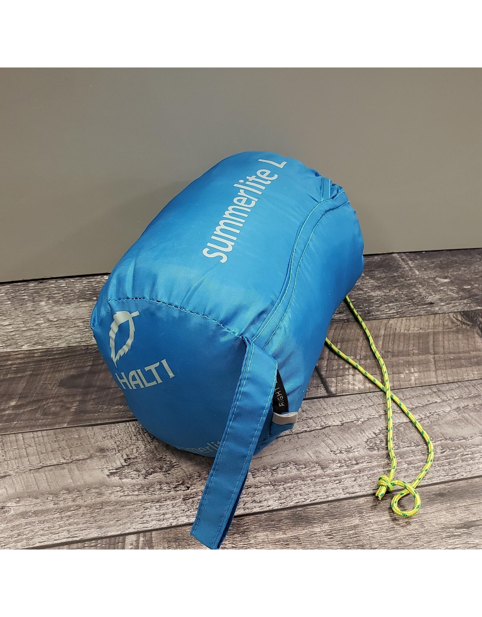 HALTI SUMMERWEIGHT SLEEPING BAG