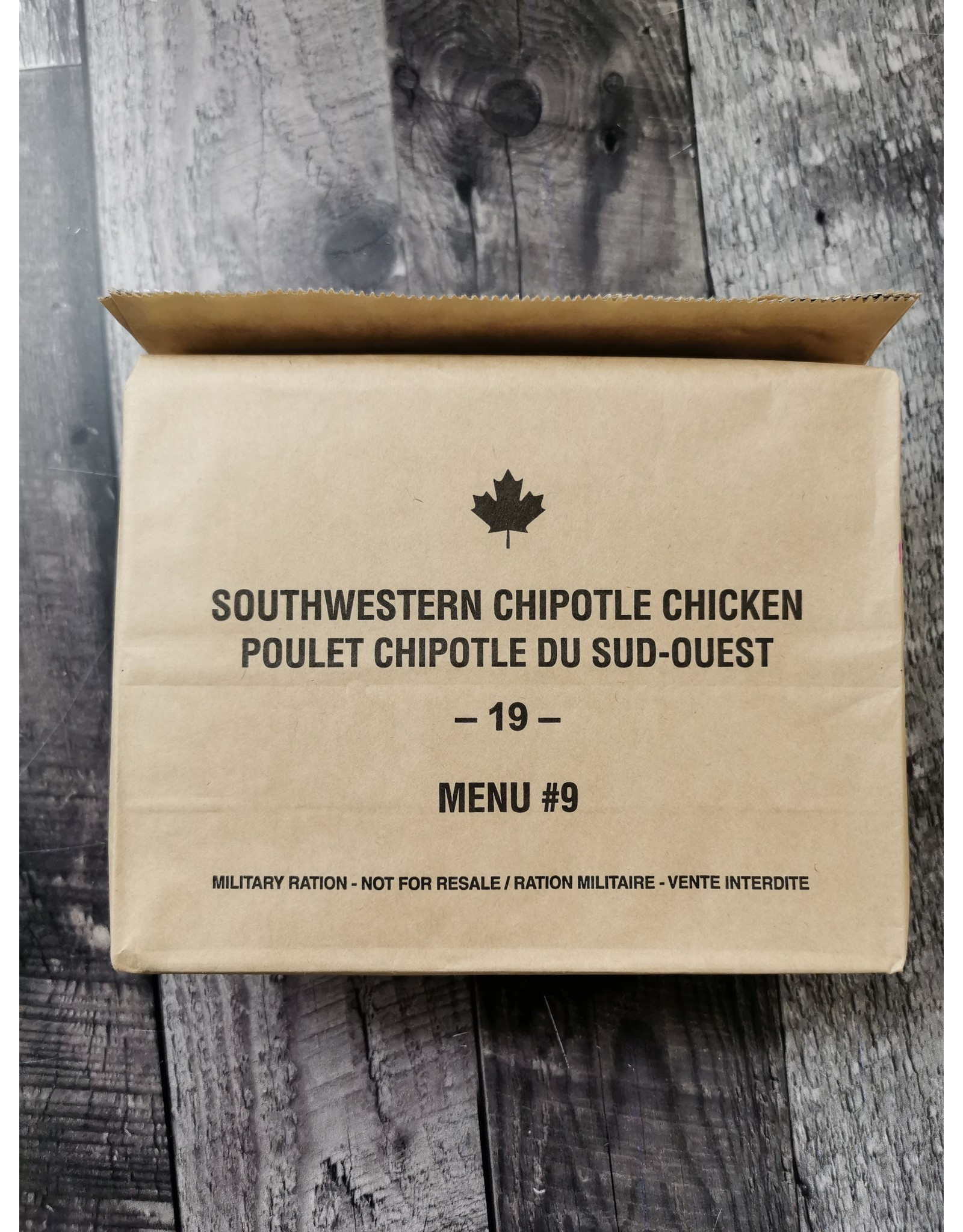 SURPLUS /GOLDEN PLAZA IMP CANADIAN INDIVIDUAL MEAL PACK-LUNCHES