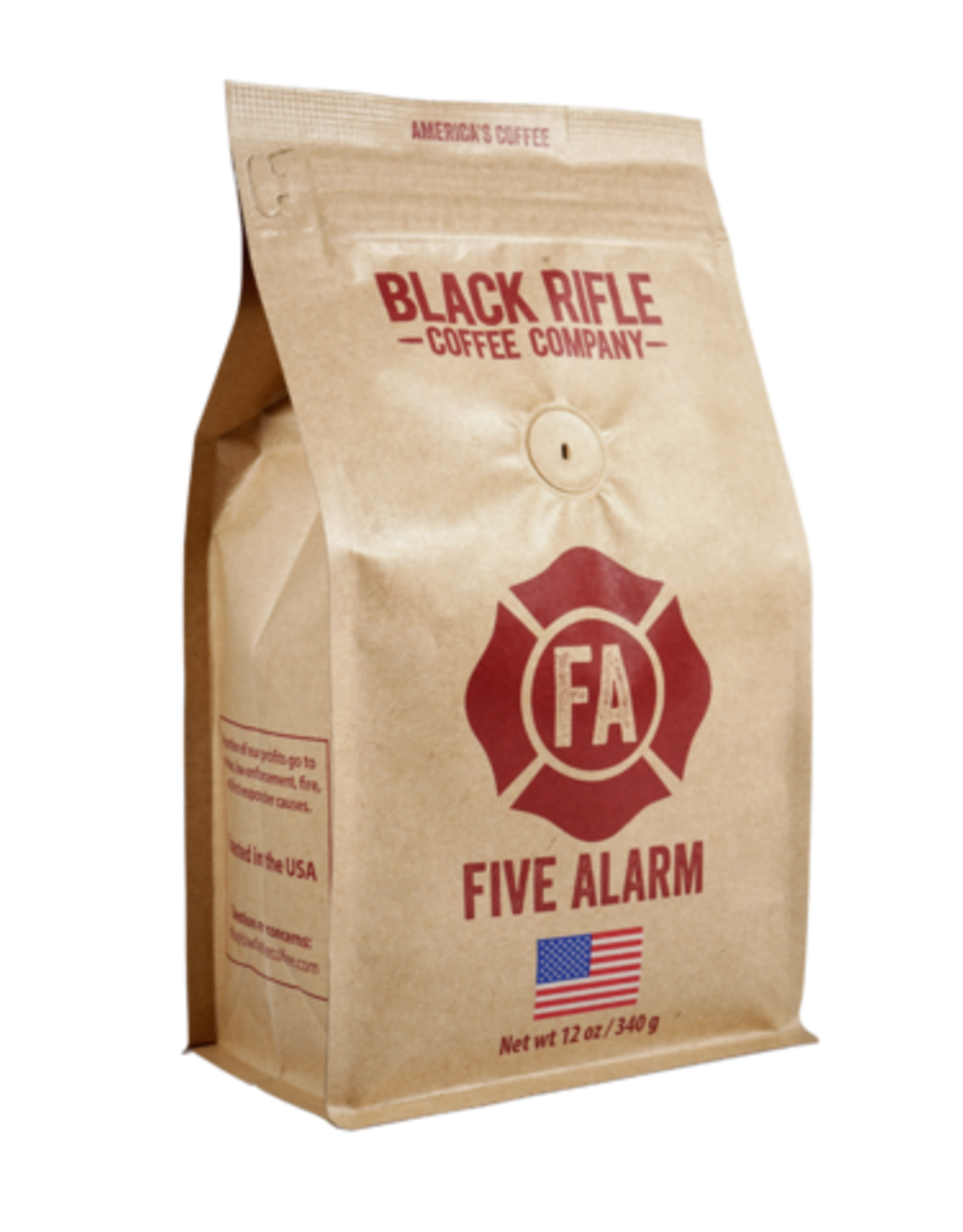 BLACK RIFLE COFFEE FIVE ALARM COFFEE
