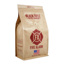 BLACK RIFLE COFFEE FIVE ALARM COFFEE