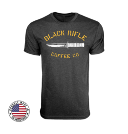 BLACK RIFLE COFFEE KABAR T-SHIRT
