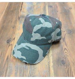 ROTHCO VINTAGE FATIQUE CAP (WOODLAND)