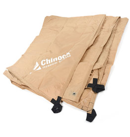 """CHINOOK TECHNICAL OUTDOOR GUIDE TARP 14""""X12"""" SAND"""