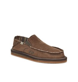 SANUK VAGABOND SOFT TOP HEMP
