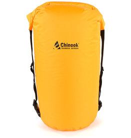 CHINOOK TECHNICAL OUTDOOR ULTRALIGHT COMPRESSIN DRYSACK, GOLD