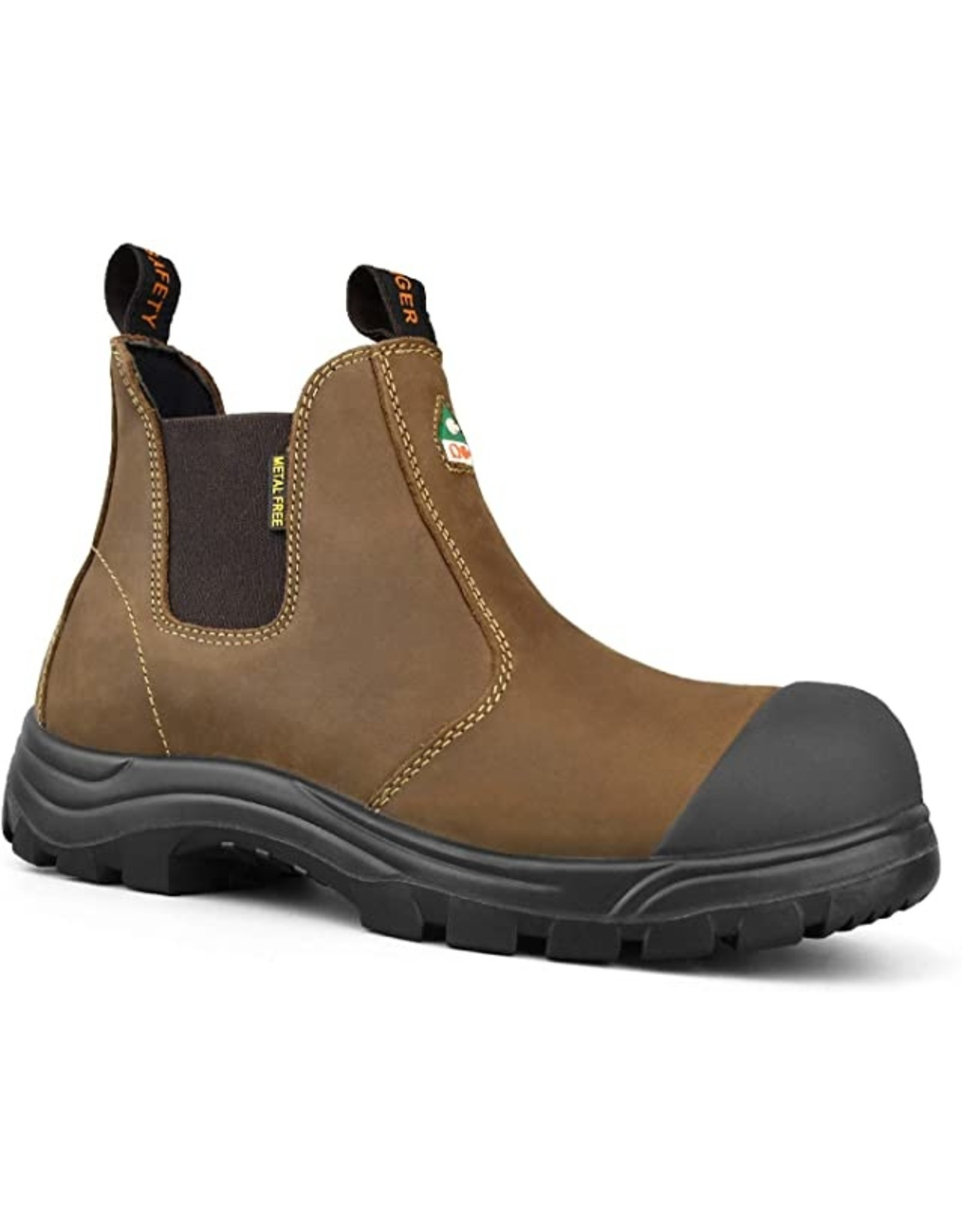 TIGER SAFETY 5977-C SLIP ON SAFETY BOOT