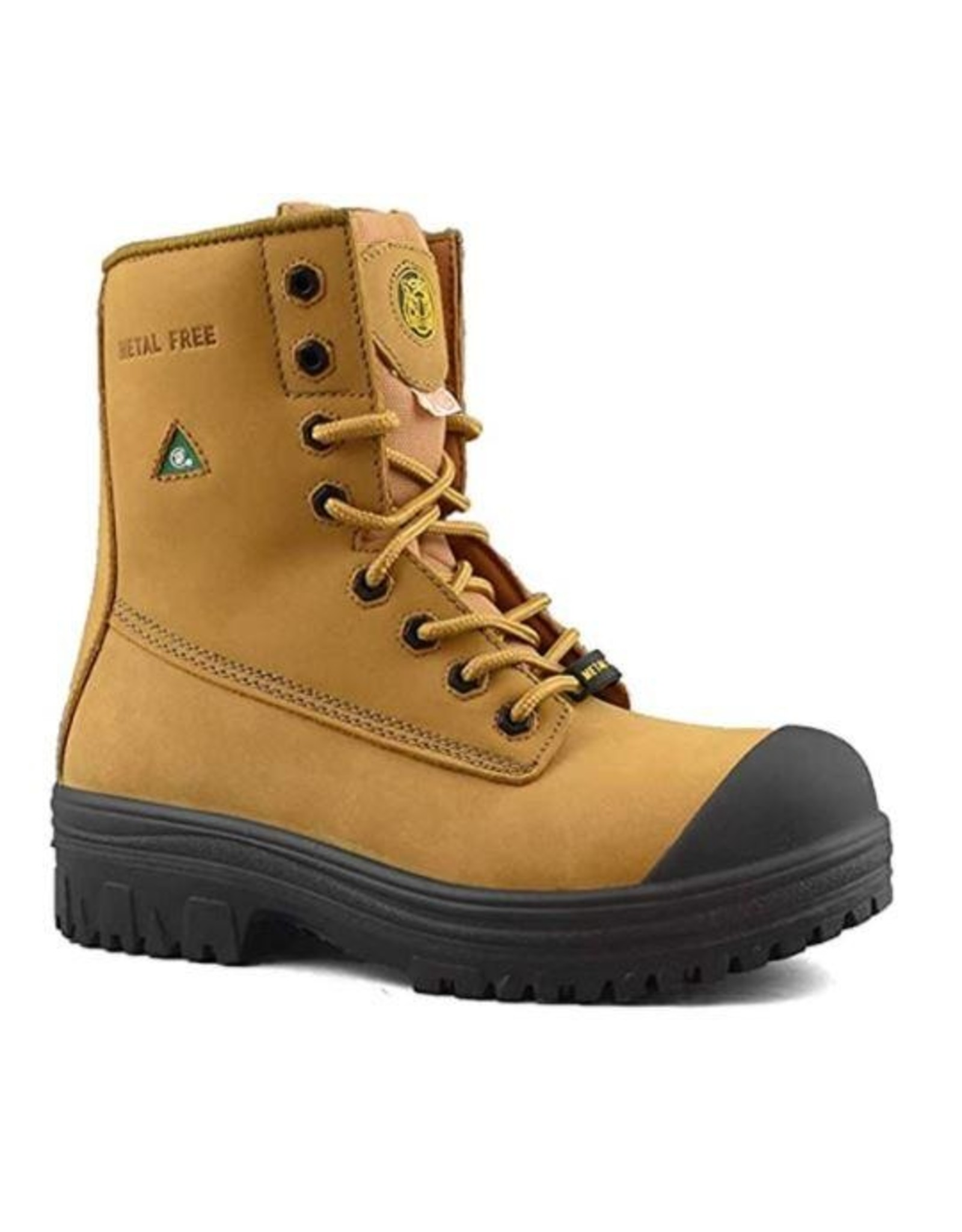 TIGER SAFETY 6228-W SAFETY BOOT