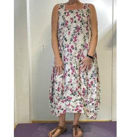PLUM LOCO 9572 PRINTED DRESS