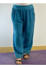 PLUM LOCO 5602 POCKETED CASUAL PANT