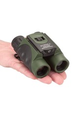 BARSKA OPTICS BARSKA 10X25MM GREEN WATERPROOF COMPACT BINOCULARS