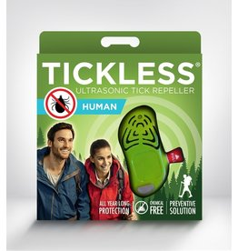 TICKLESS ULTRASONIC TICK AND FLEA REPELLENT