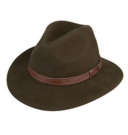 BRONER FELT SAFARI HAT