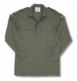 EUROPEAN SURPLUS GERMAN COMBAT TUNIC