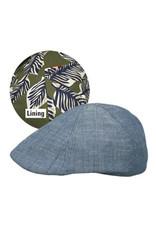 BRONER BLUE COTTON PUB CAP