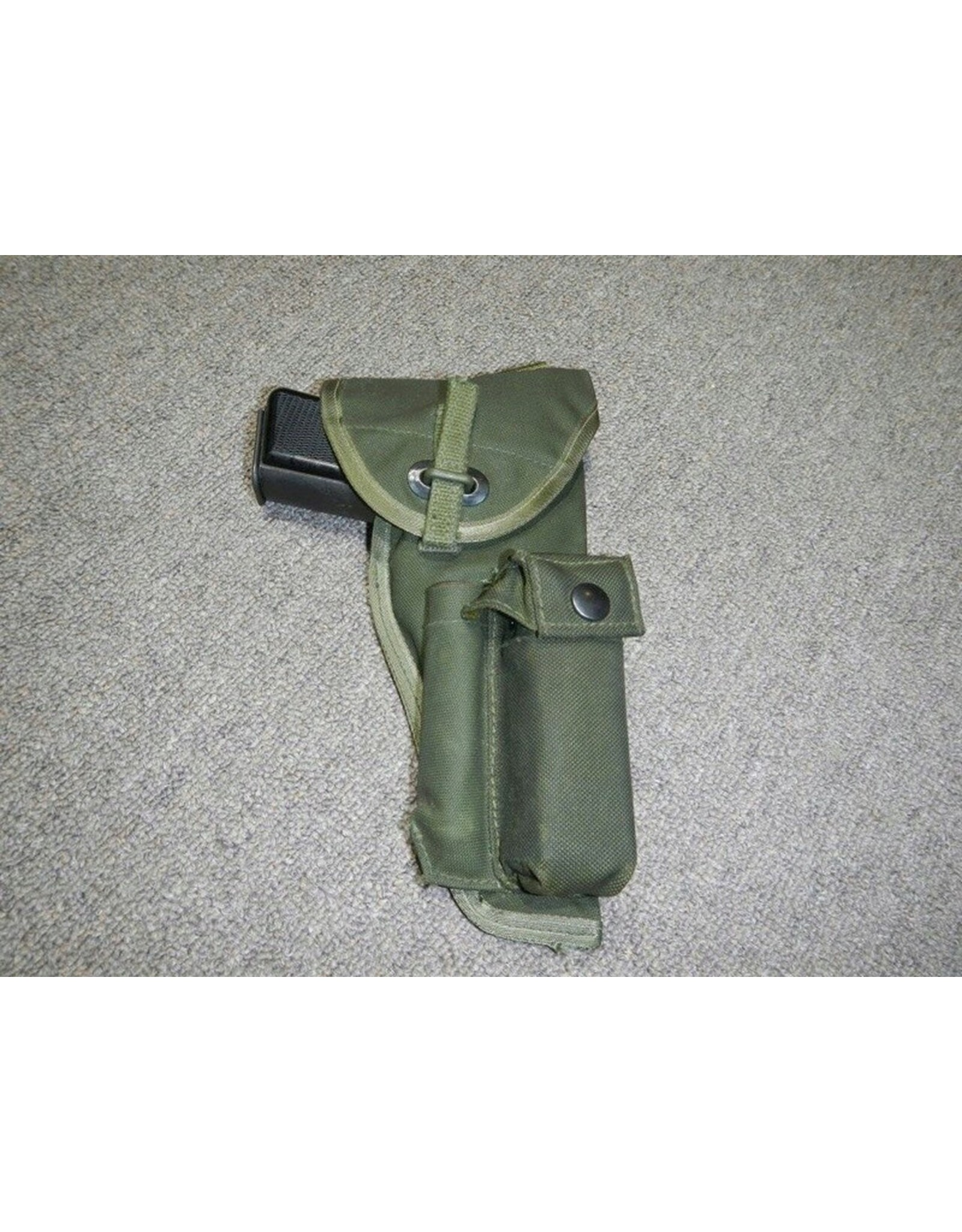 CANADIAN SURPLUS Canadian Armed Forces '82 Pattern Web Holster