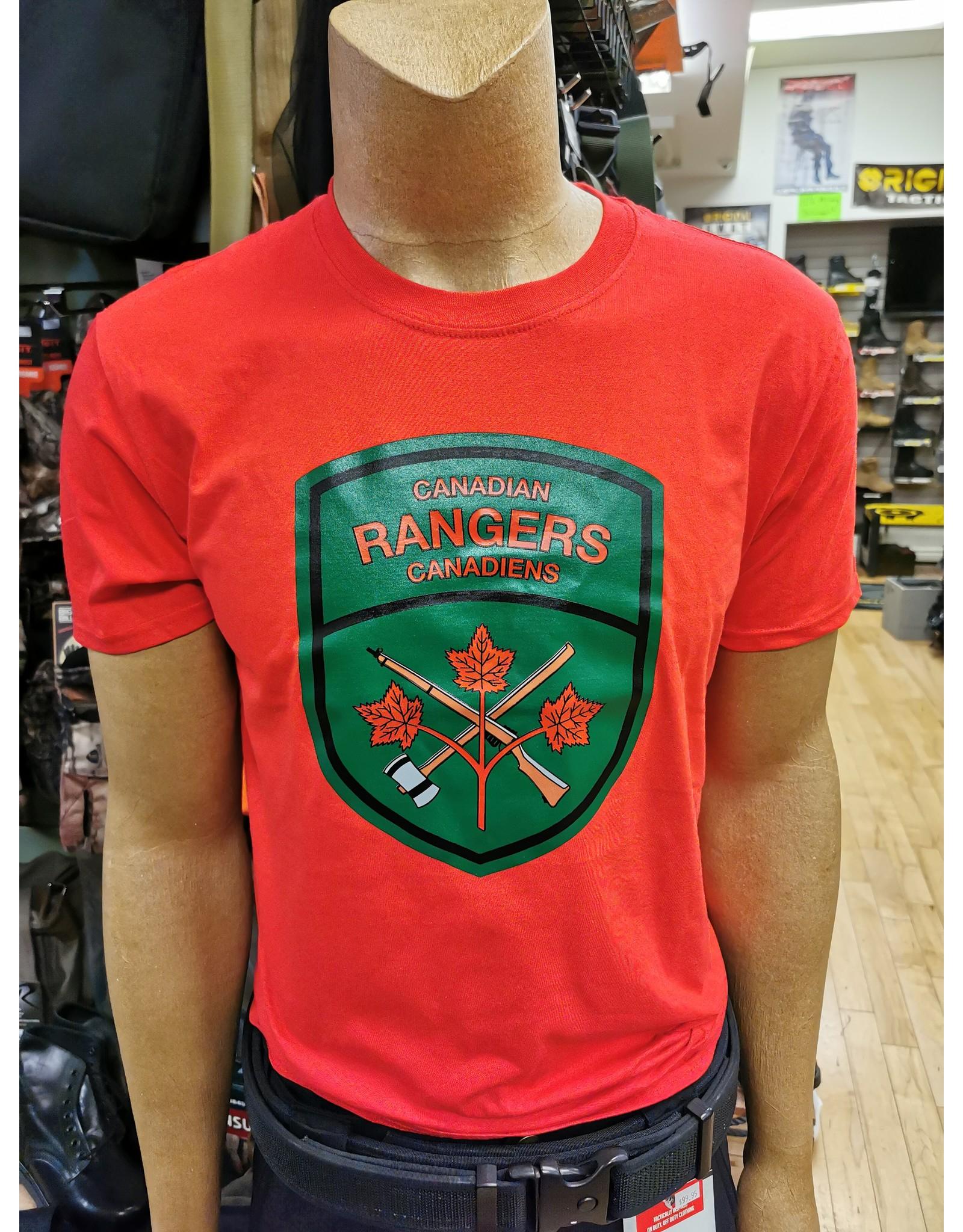 GILDAN CANADIAN RANGERS T-SHIRT