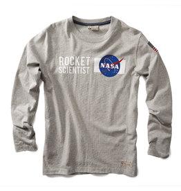 RED CANOE NASA ROCKET SCIENTIST