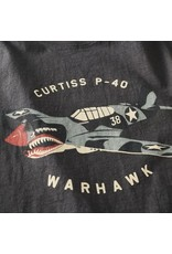 RED CANOE CURTISS P-40 WARHAWK SHIRT